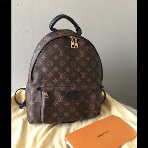 Louis Vuitton Palm Springs Backpack Monogram  MM